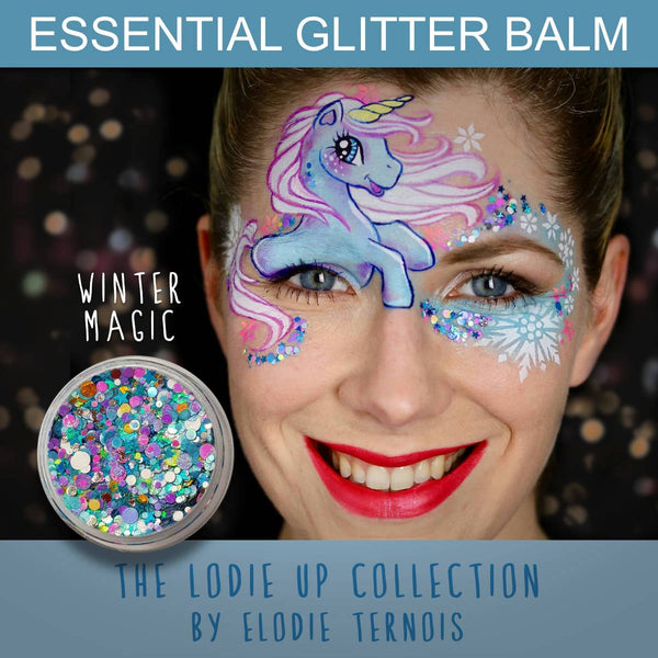 Essential Glitter Balm WINTER MAGIC