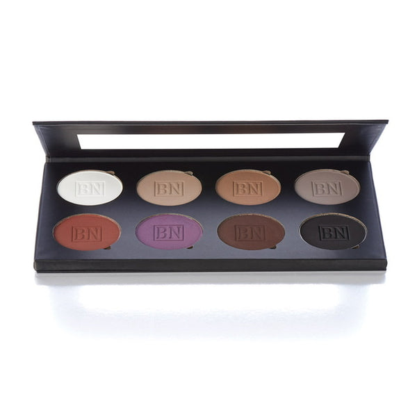 Ben Nye THEATRICAL Eye Shadow Palette 8 colours