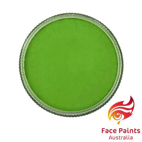 Face Paints Australia Essential GREEN LIME
