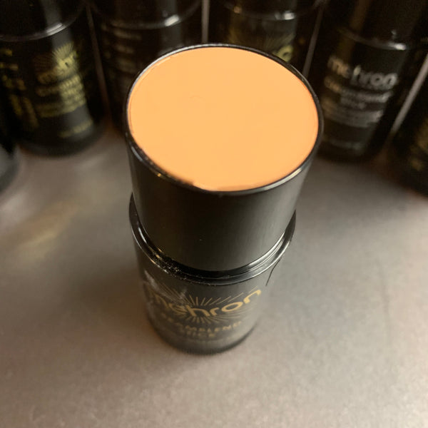 Mehron CreamBlend Stick Makeup MEDIUM OLIVE 21gm