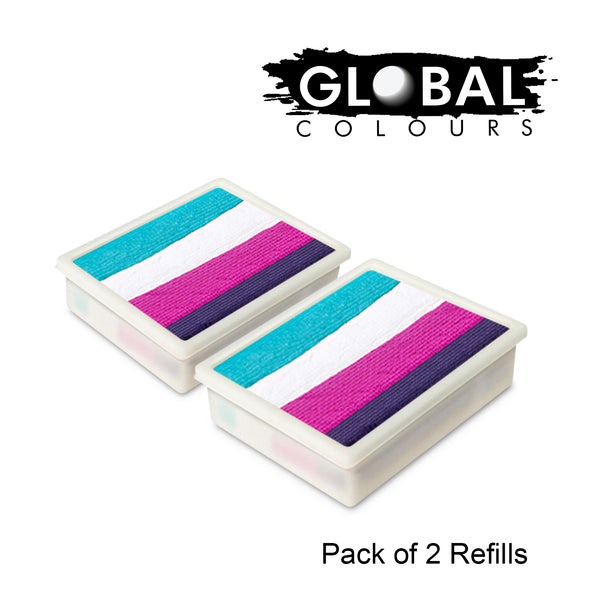 Global Fun Strokes 2 x 10gm refills BAVARIA