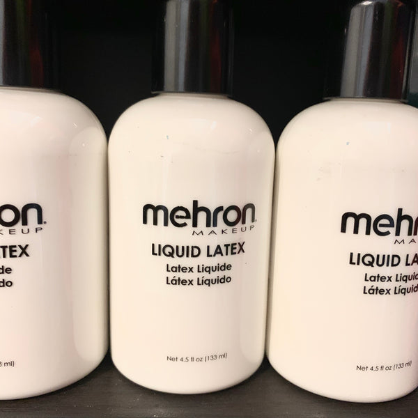 Mehron Liquid Latex clear 133ml