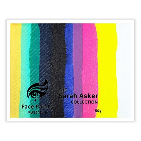 FPA 50gm combo Sarah Asker Edging Cake FIRE OPAL
