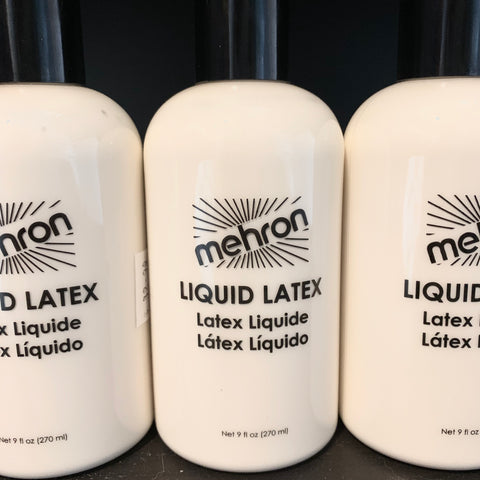 Mehron Liquid Latex clear 270ml