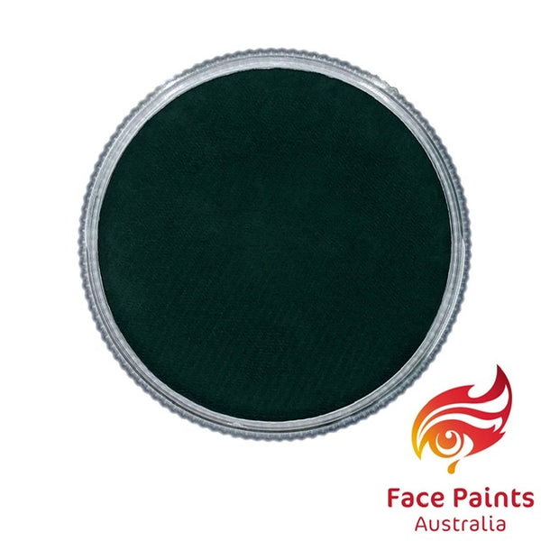 Face Paints Australia Essential GREEN DARK