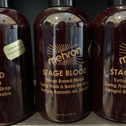 Mehron Stage Blood Dark Venous 270ml