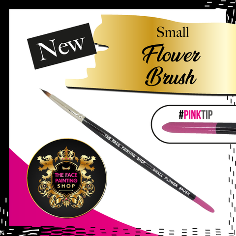 The Face Painting Shop SMALL FLOWER Brush