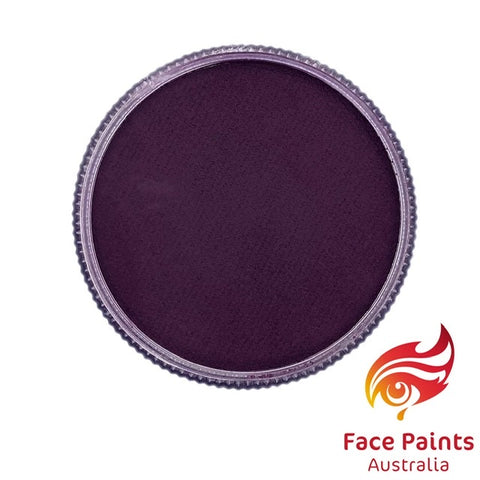 Face Paints Australia Essential BURGUNDY