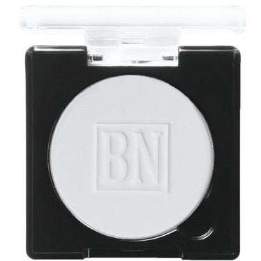 Ben Nye WHITE Pressed Eye Shadow 3.5gm