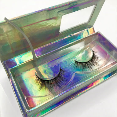 "Living the Gleam lashes ""HANNAH"" VS-04"