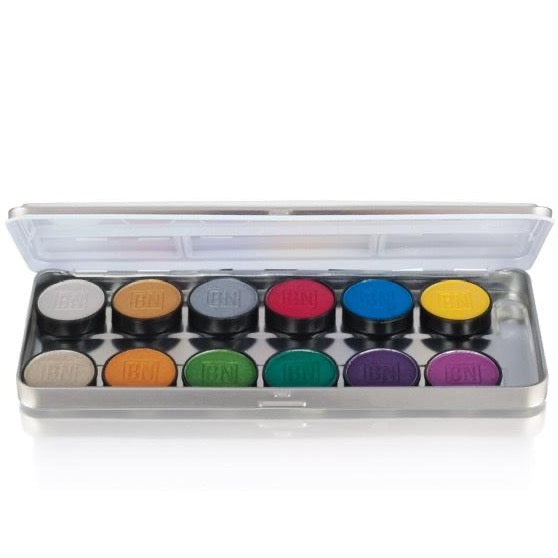 ben nye lumiere grande colour (pressed) palette 12