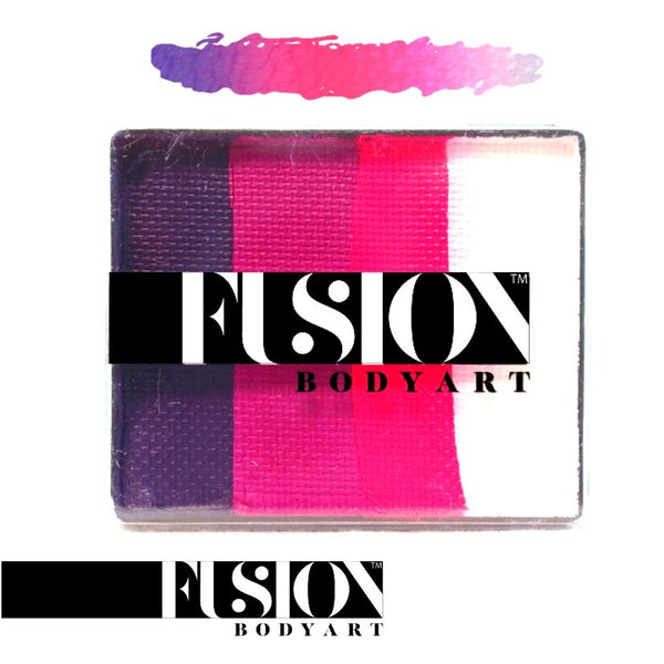 Fusion Body Art Rainbow Cake POWER PRINCESS 50gm