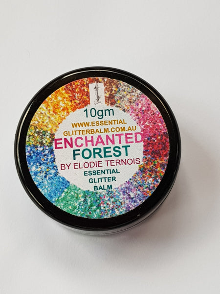 Essential Glitter Balm ENCHANTED FOREST