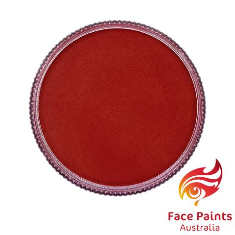Face Paints Australia Essential RED