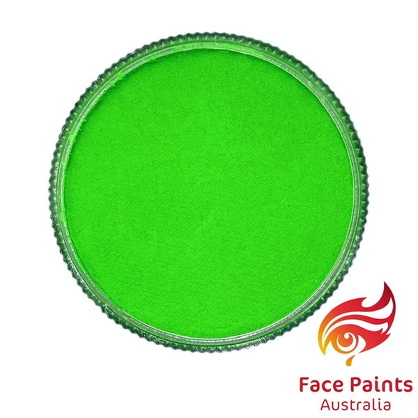 Face Paints Australia Neon GREEN