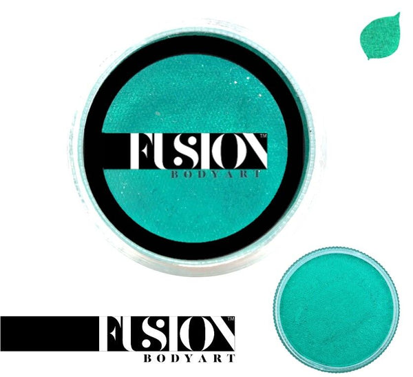 Fusion PEARL MERMAID GREEN 25gm
