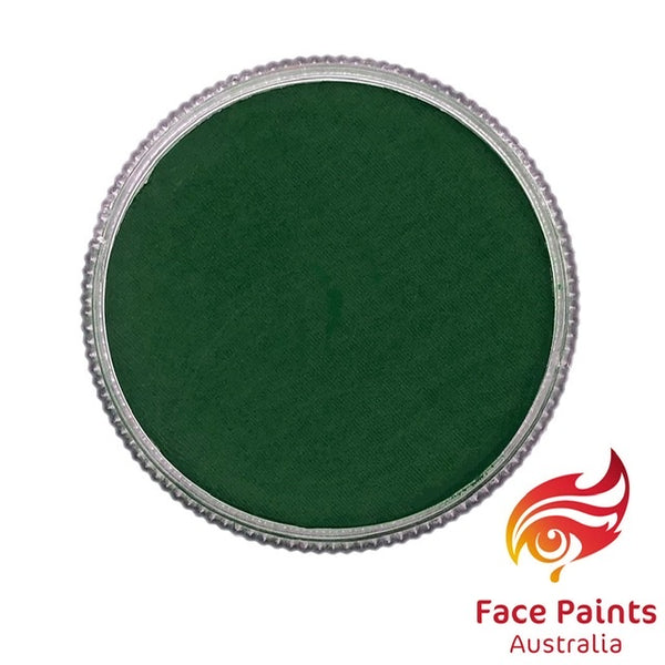 Face Paints Australia Essential GREEN MID