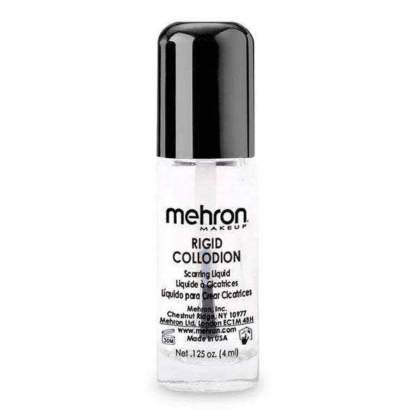 Mehron Rigid Collodion Scarring Liquid 4ml