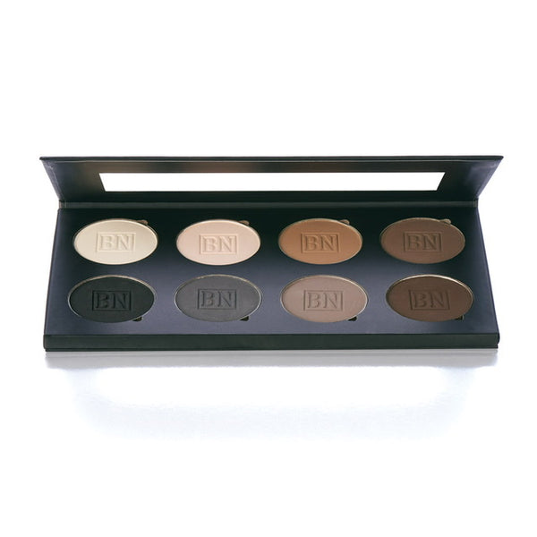Ben Nye ESSENTIAL Eye Shadow Palette 8 colours