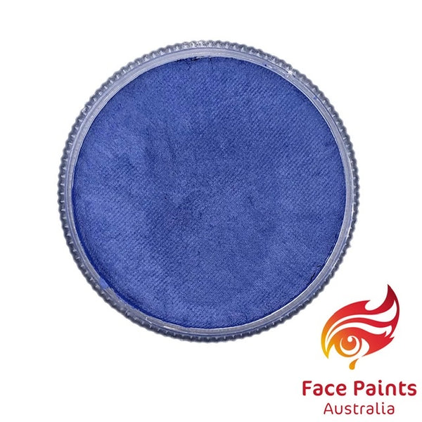 Face Paints Australia Metallix PERIWINKLE