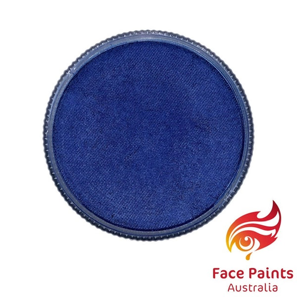 Face Paints Australia Metallix BLUE