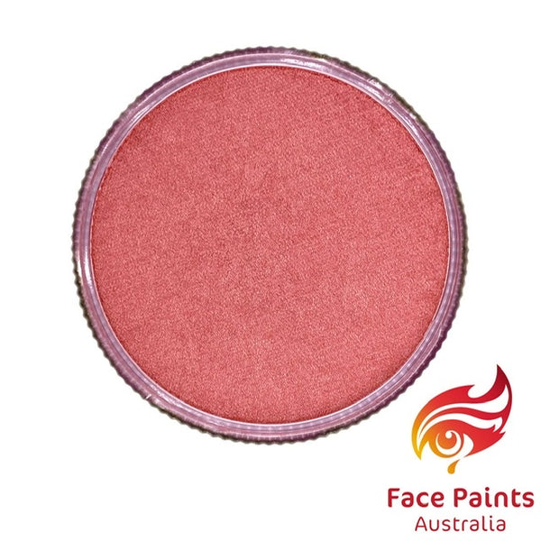Face Paints Australia Metallix BLUSH