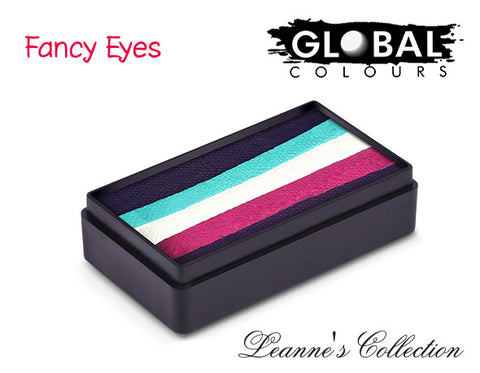 Global Fun Strokes 30gm Leanne's FANCY EYES