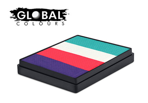 Global Rainbow Cake HOLLAND 50gm