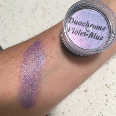 Amerikan Body Art Mica Powder DUOCHROME VIOLET-BLUE