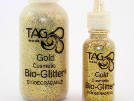 TAG cosmetic Bio Glitter GOLD