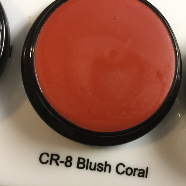Ben Nye BLUSH CORAL Creme Rouge 7gm
