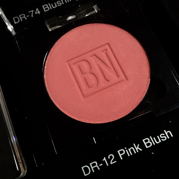 Ben Nye PINK BLUSH Pressed Powder Rouge