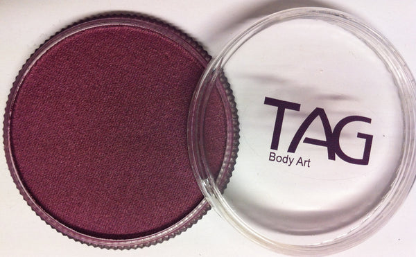TAG body art PEARL WINE 32gm