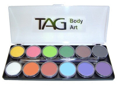 TAG Regular Palette 12 x 10gm