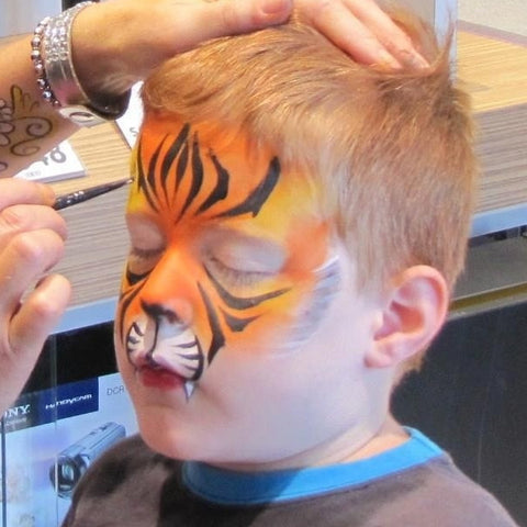 Beginners Face Painting Workshop 5th FEBRUARY, 2018 10am-4pm