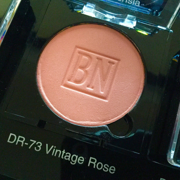 Ben Nye VINTAGE ROSE Pressed Powder Rouge