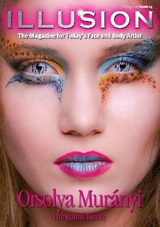 ON SALE!! Illusion magazine issue 14