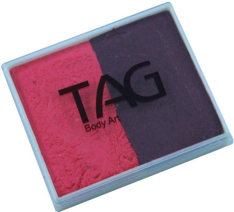 TAG 2 Colour Cakes 50gm Regular Berry Wine and Pink