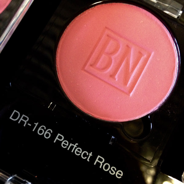Ben Nye PERFECT ROSE Pressed Powder Rouge