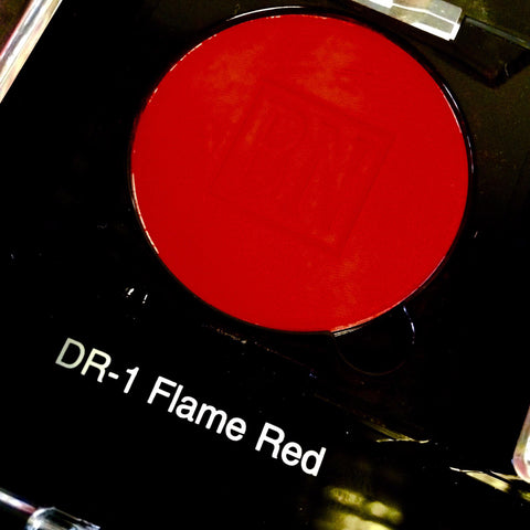 Ben Nye FLAME RED Pressed Powder Rouge