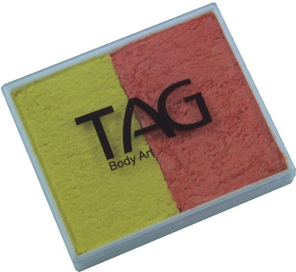 TAG 2 Colour Cakes Pearl Orange and Pearl Yellow
