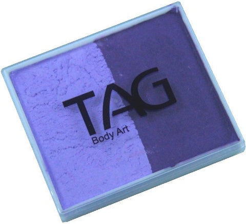 TAG 2 Colour Cakes 50gm Regular Lilac and Purple
