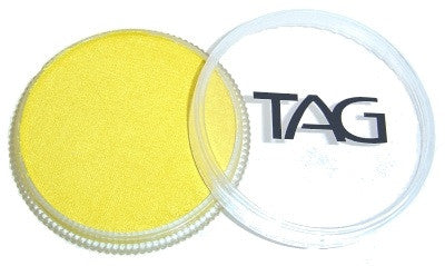 TAG body art PEARL YELLOW 32gm