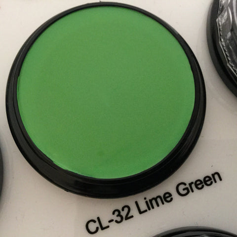 Ben Nye LIME GREEN Creme Colours 7gm