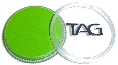 TAG body art REGULAR LIGHT GREEN 32gm