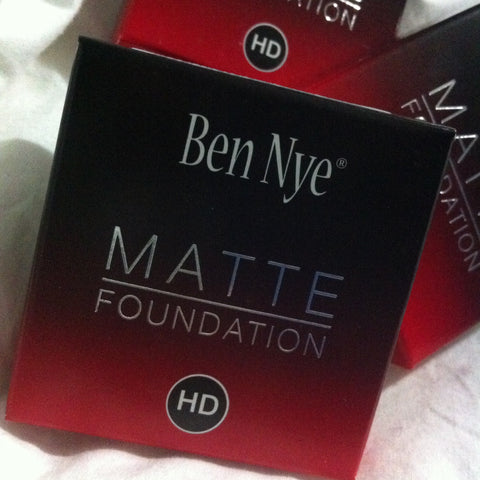 Ben Nye Matte Foundation HD OLIVE BEIGE OB series 14gm