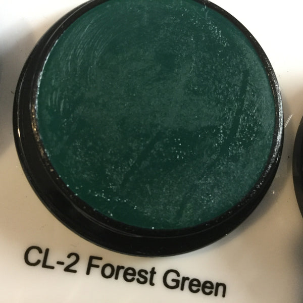 Ben Nye FOREST GREEN Creme Colours 7gm