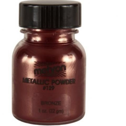 Mehron Metallic Powder BRONZE