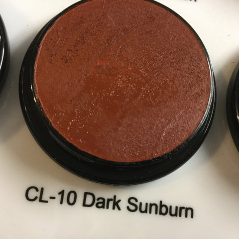 Ben Nye DARK SUNBURN Creme Colours 7gm