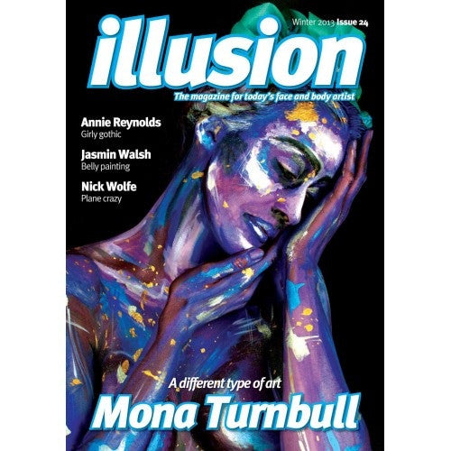 ON SALE!! Illusion magazine issue 24